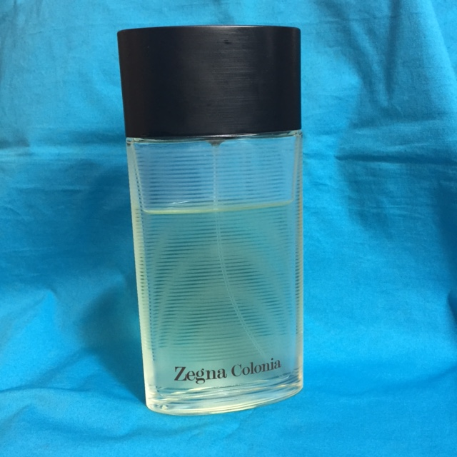 Zegna Colonia 4.2 oz EDT unbox 80% full