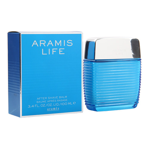 Aramis Life - blue box 3.4 oz after shave balm