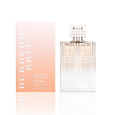 Burberry Brit Summer by Burberry 3.3 oz EDT Tester for women
