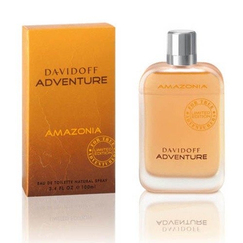 Adventure Amazonia by Davidoff 3.4 oz EDT for men