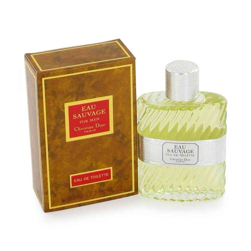 Eau Sauvage - Old Version by Christian Dior 1.7 oz EDT Splash