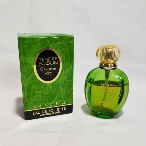 Tendre Poison by Christian Dior 1.7 oz EDT 70% full for women