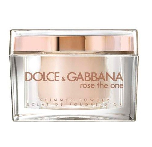 Rose The One by Dolce & Gabbana 0.91 oz / 26g Shimmer Powder
