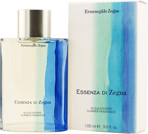 Acqua D'Estate Essenza di Zegna Summer 3.4 oz EDT for men