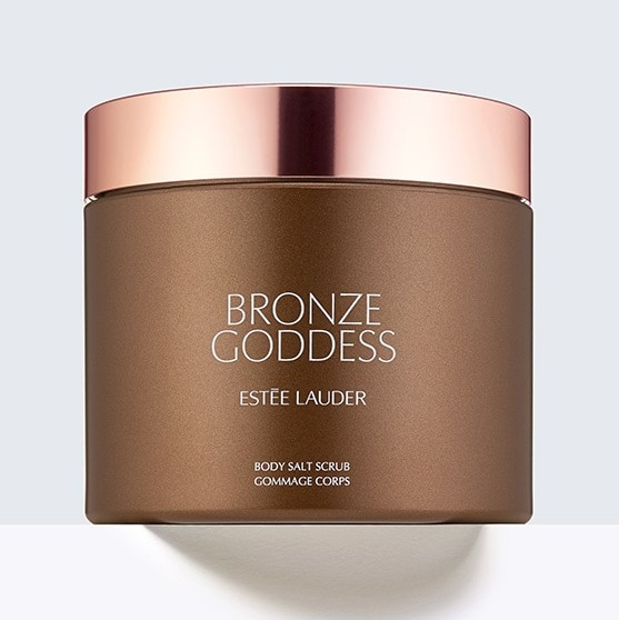 Estee Lauder Bronze Goddess Body Salt Scrub, 15.5 oz / 440g