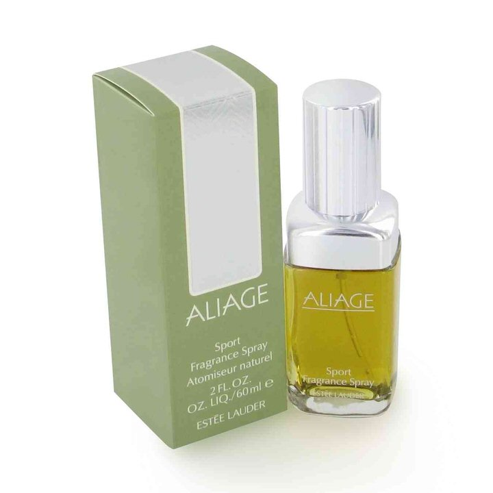 Aliage by Estee Lauder 2 oz sport fragrance for women