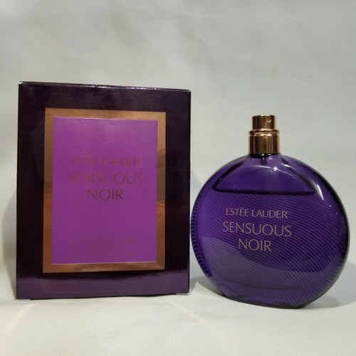 Sensuous Noir by Estee Lauder 1.7 oz EDP 80% full no cap