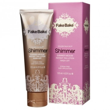 Fake Bake Golden Faux Glo Shimmer, 4.22 oz