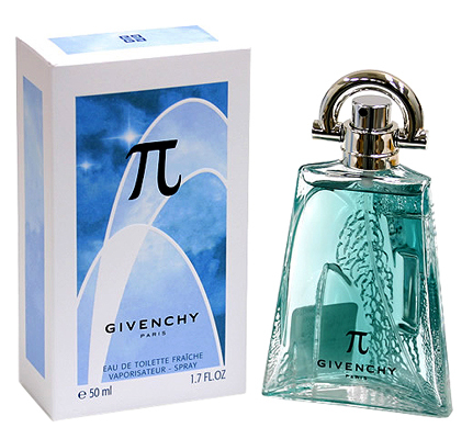 Givenchy Pi Fraiche 3.3 oz EDT for men