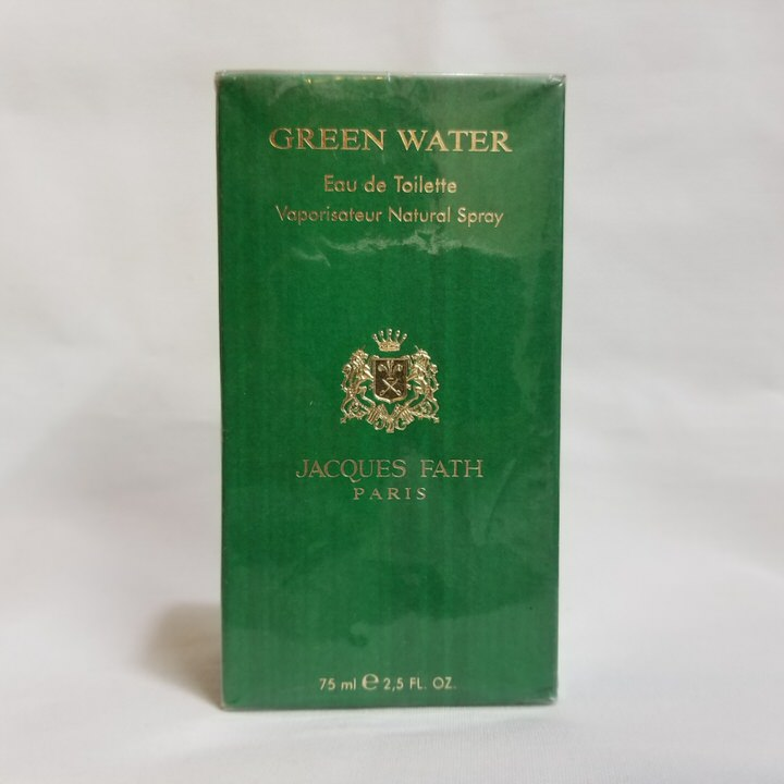 Green Water by Jacques Fath 2.5 oz EDT for men