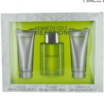 Kenneth Cole Reaction by Kenneth Cole 3 Pc Gift Set for men