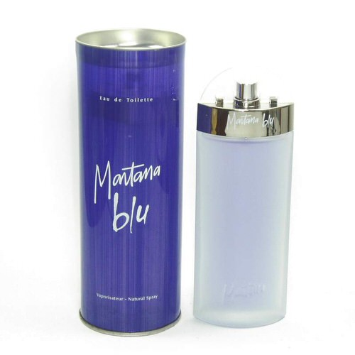 Montana Blu 1 oz EDT for women