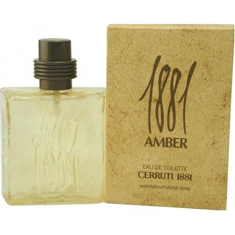 1881 Amber by Nino Cerruti 3.3 oz EDT for men