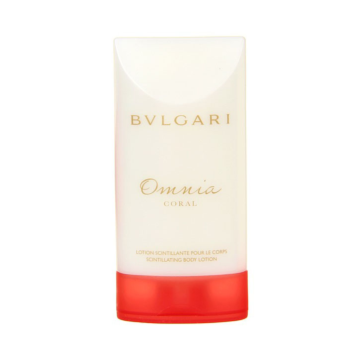 Omnia Coral by Bvlgari 2.5 oz Body Lotion UNBOX