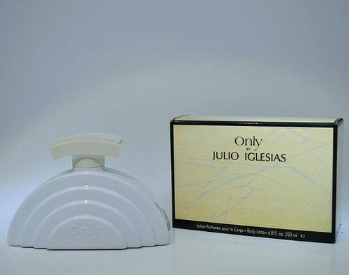 Only by Julio Iglesias 6.8 oz body lotion