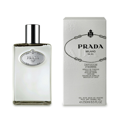 Infusion D'homme by Prada 3.4 oz Shower Gel