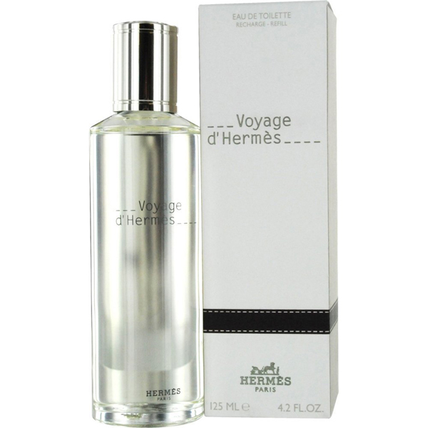 Voyage D'Hermes by Hermes 4.2 oz EDT refill