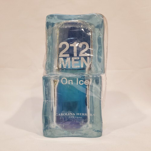 212 Men On Ice 2005 by Carolina Herrera 3.4 oz EDT for men