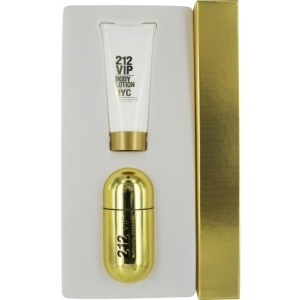 212 VIP by Carolina Herrera 2 Pc Gift Set for women