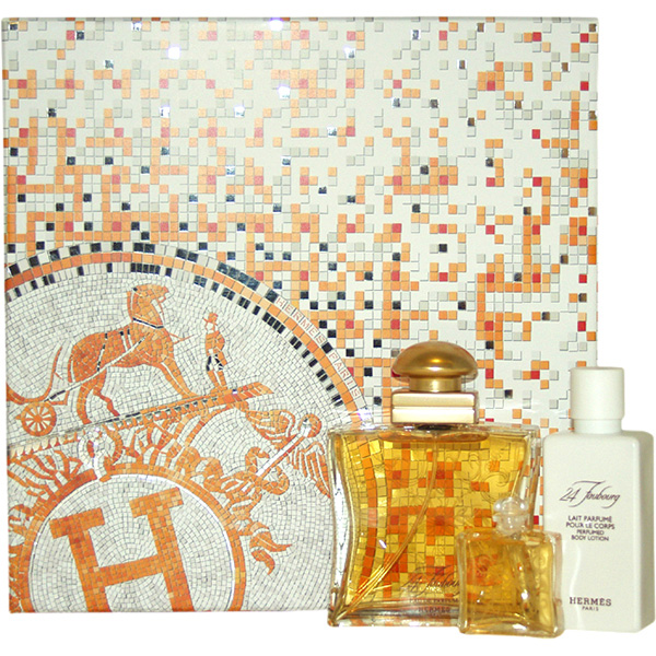 24 Faubourg by Hermes 3 Pc Gift Set for women