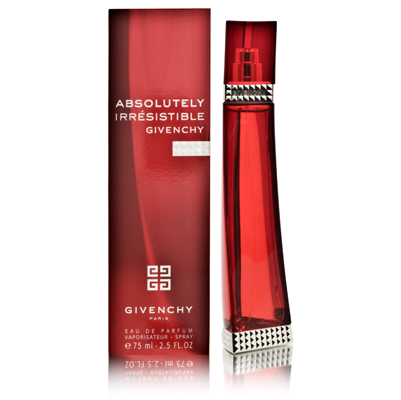 Absolutely Irresistible by Givenchy 2.5 oz EDP without box