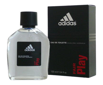 Fair Play by Adidas 3.4 oz EDT for Men