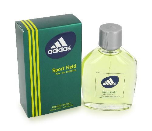 Adidas Sport Field 3.4 oz EDT for Men