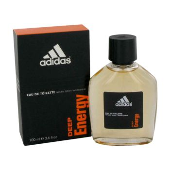 Adidas Deep Energy by Adidas 3.4 oz EDT for men
