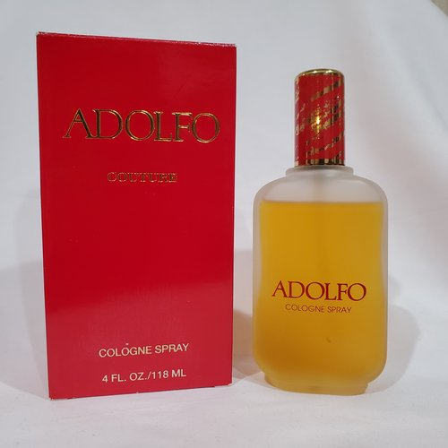 Adolfo Couture by Adolfo Fragrances 4 oz cologne for women