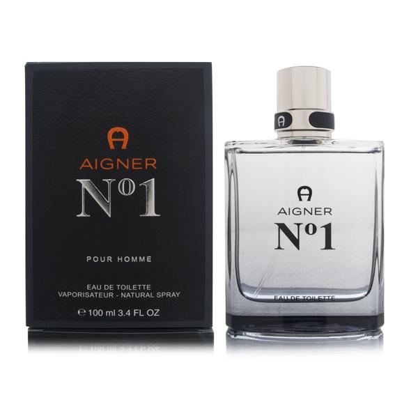 Aigner No. 1 Pour Homme by Etienne Aigner 3.4 oz EDT for men