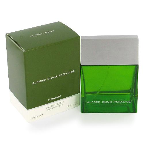 Alfred Sung Paradise 3.4 oz EDT for Men