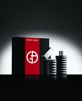 Armani Attitude by Giorgio Armani 2 piece gift set for men
