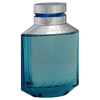 Azzaro Chrome Legend 2.6 oz EDT Unbox for men