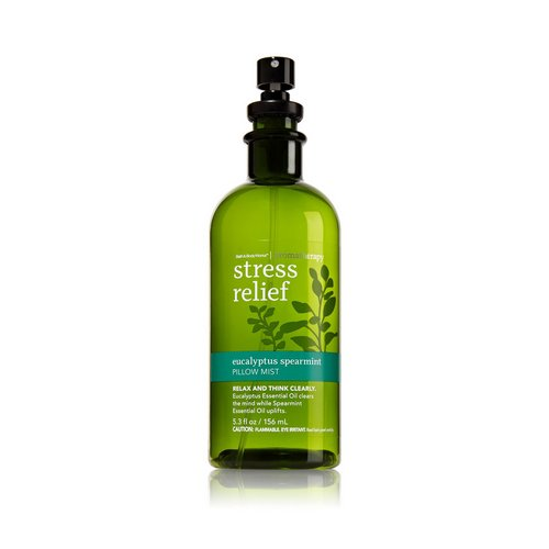 Bath & Body Works Aromatherapy Pillow Mist Eucalyptus Spearmint