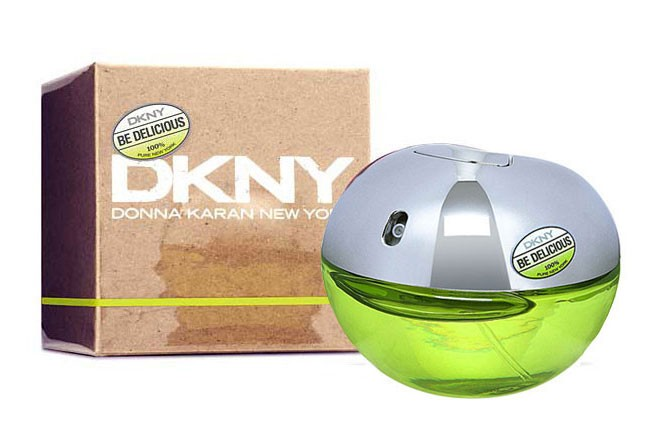 DKNY Be Delicious by Donna Karan 3.4 oz EDP for Women