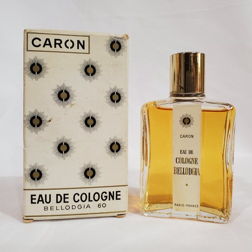 Bellodgia by Caron 2 oz EDC splash for women