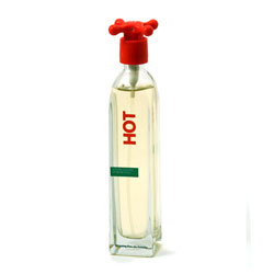 Hot by Benetton 3.4 oz EDT for Men & Women