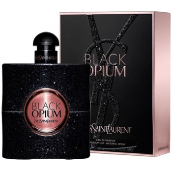Black Opium by Yves Saint Laurent 3 oz EDP for women