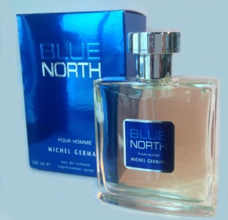 Blue North Pour Homme by Michel Germain 3.4 oz EDT