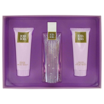 Bora Bora by Liz Claiborne 3 Pc Gift Set for Women