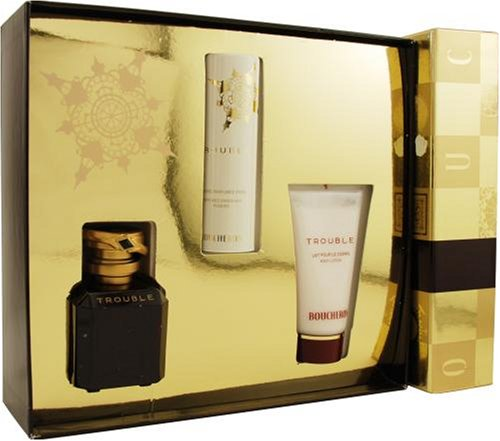 Trouble by Boucheron 3 Pc Gift Set for women