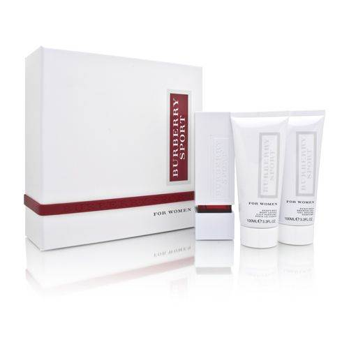 Burberry Sport by Burberry 3 Pc Gift Set for women