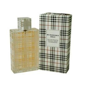 Burberry Brit 3.4 oz EDP Tester for Women