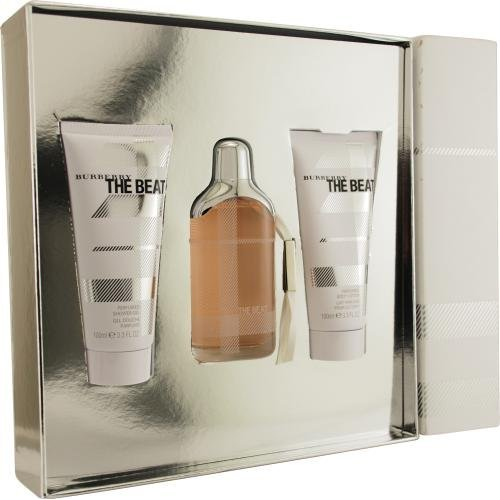 The Beat by Burberry 3 Pc Gift Set for Women