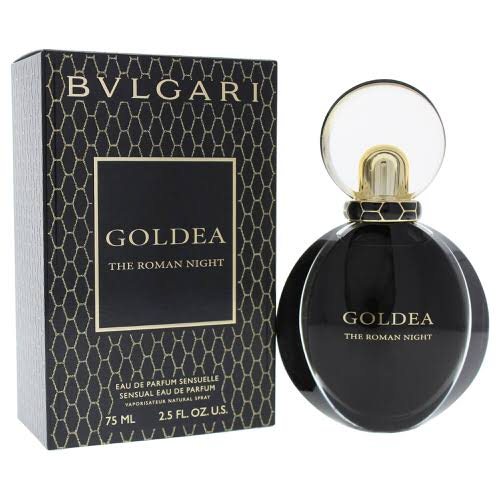 Bvlgari Goldea The Roman Night 2.5 oz EDP for women