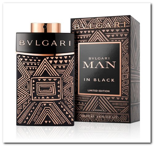 Bvlgari Man In Black Essence 3.4 oz EDP for men
