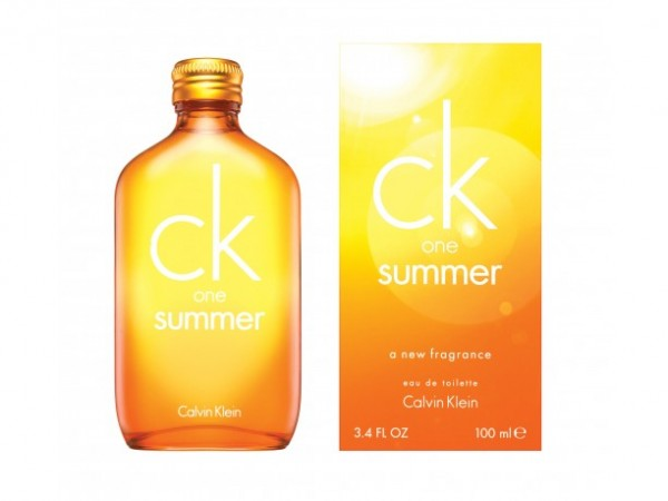 CK One Summer 2010 by Calvin Klein 3.4 oz EDT for Men & Women