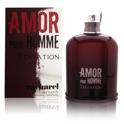 Amor Pour Homme Tentation by Cacharel 1.3 oz EDT for men