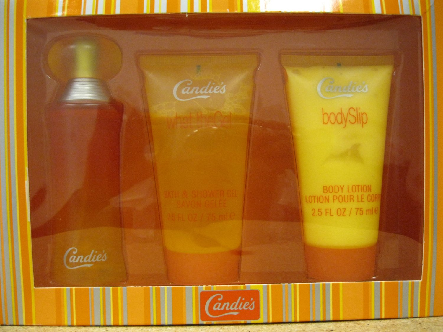 Candies by Liz Claiborne 3 Pc Gift Set for women