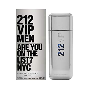 212 VIP Men by Carolina Herrera 1.7 oz EDT for men